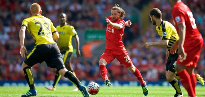 Liverpool 2-0 Watford