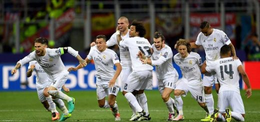 Real Madrid Win UCL
