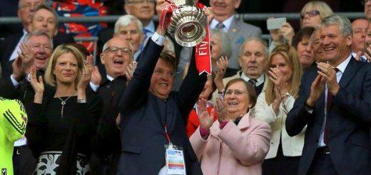 van Gaal - FA Cup