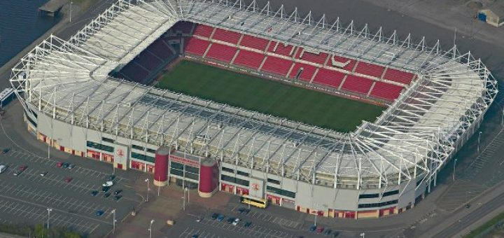 Middlesbrough Riverside Stadium