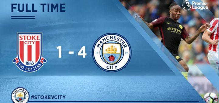 Stoke Vs Man City