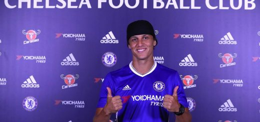 David Luiz back in Chelsea