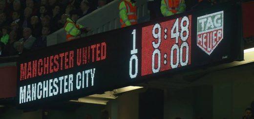 Manchester Derby EFL