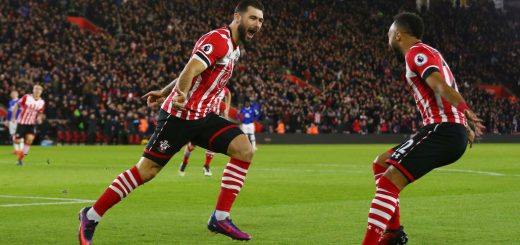 Southampton Vs Eeverton