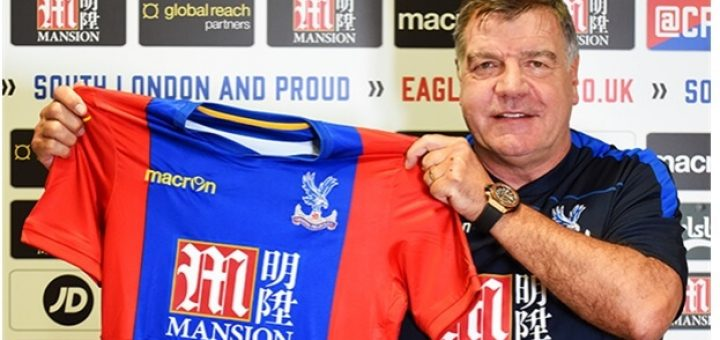 Allardyce as Palace Boss