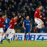 Zlatan Vs Leicester