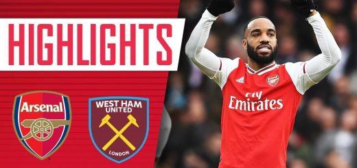 Arsenal 1-0 West Ham