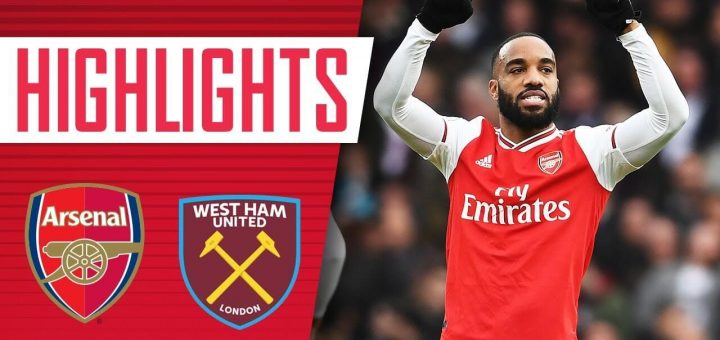 Arsenal 1-0 West Ham