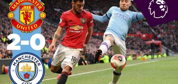 Man Utd 2-0 Man City