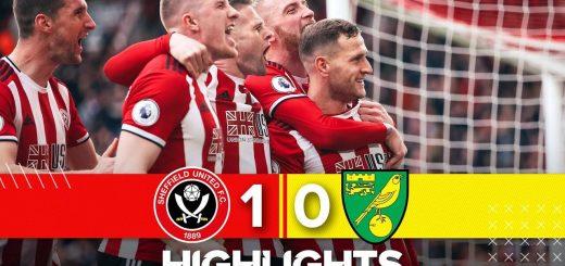 Sheffield 1-0 Norwich