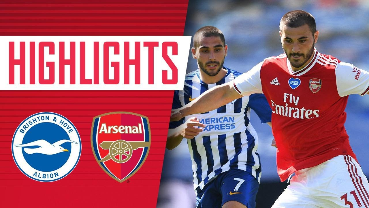 Brighton 2-1 Arsenal