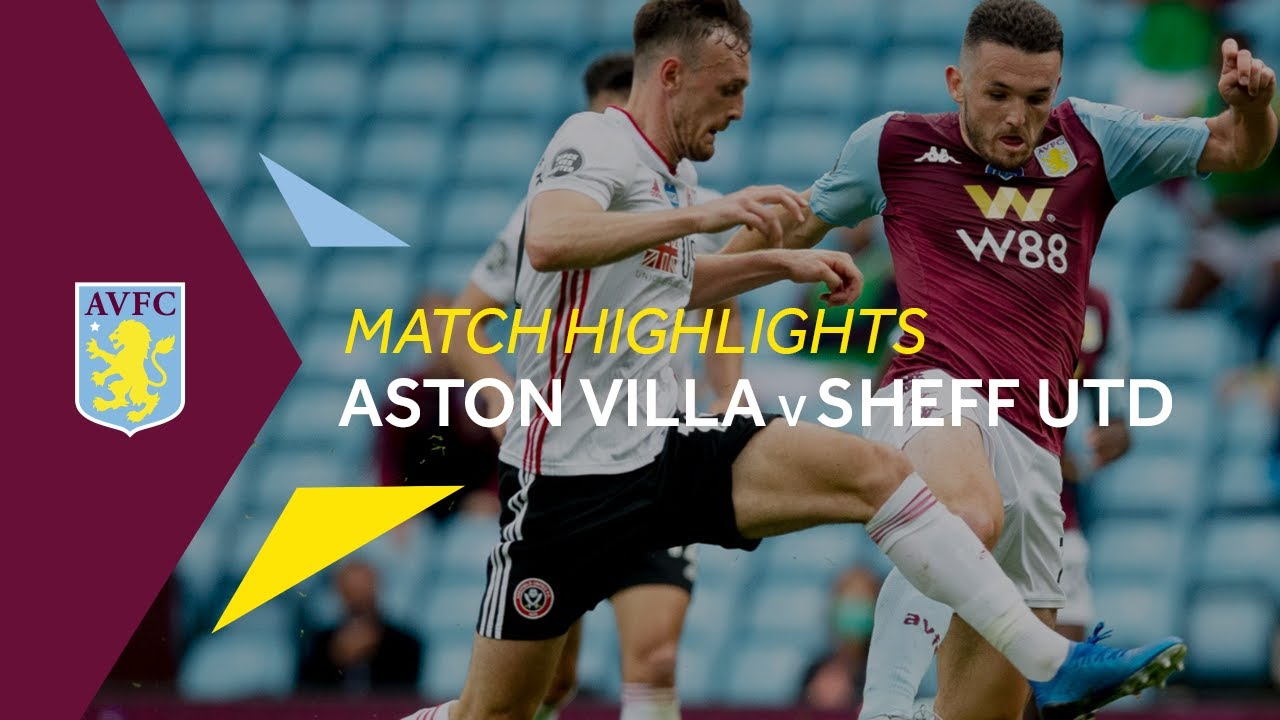 Aston Villa 0-0 Sheffield United