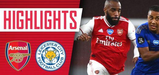 Arsenal 1-1 Liecester
