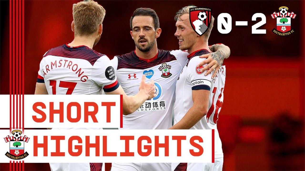 Bournemouth 0-2 Southampton