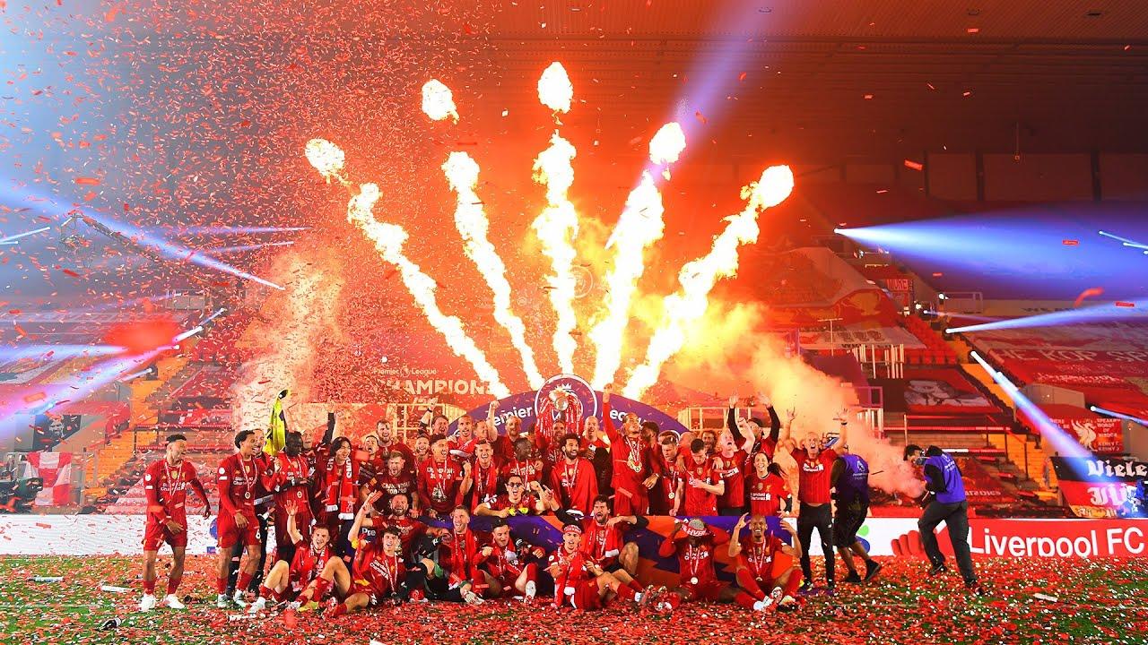 Liverpool - EPL Champions