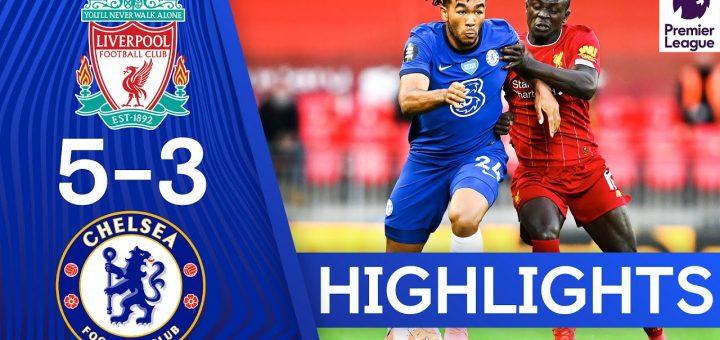 Liverpool 5-3 Chelsea