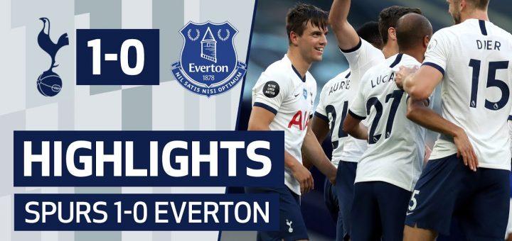 Tottenham 1-0 Everton