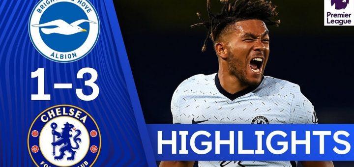 Brighton 1-3 Chelsea