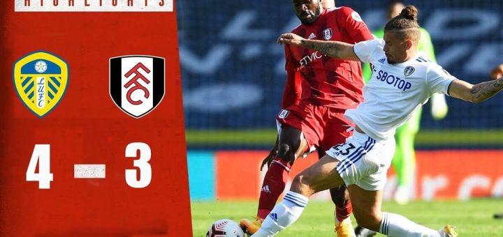 Leeds United 4-3 Fulham