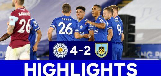 Leicester 4-2 Burnley