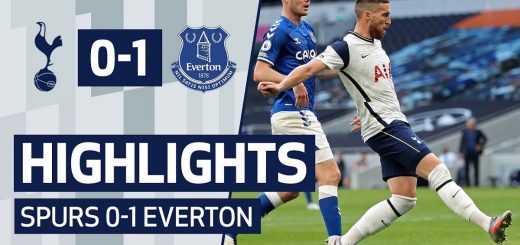 Tottenham 0-1 Everton