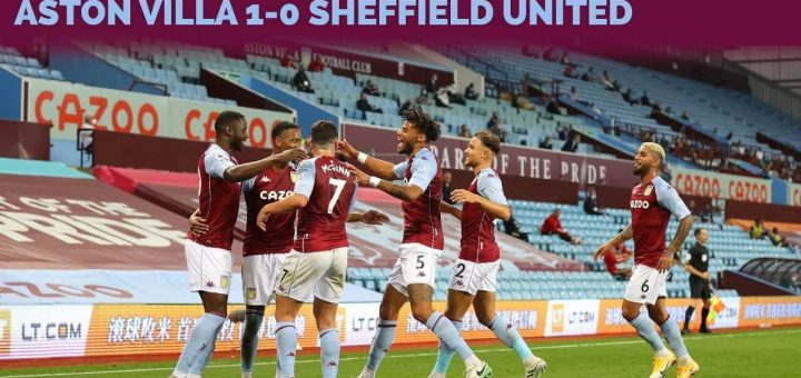 Aston Villa 1-0 Sheffield