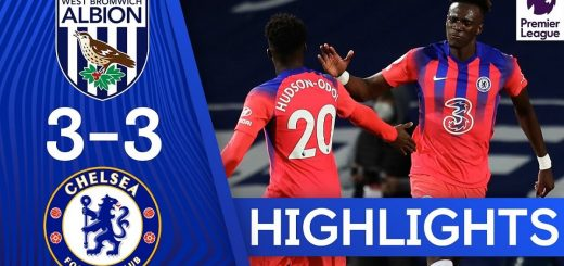 West Brom 3-3 Chelsea