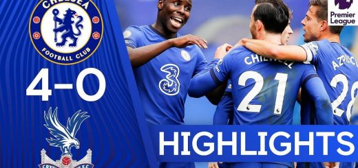 Chelsea 4-0 Crystal Palace