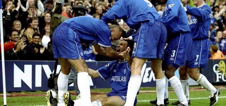 Chelsea 5-0 Man Utd