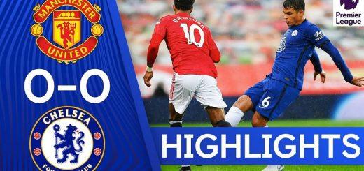 Man Utd 0-0 Chelsea