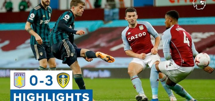 Aston Villa 0-3 Leeds United
