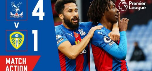 Crystal Palace 4-1 Leeds United