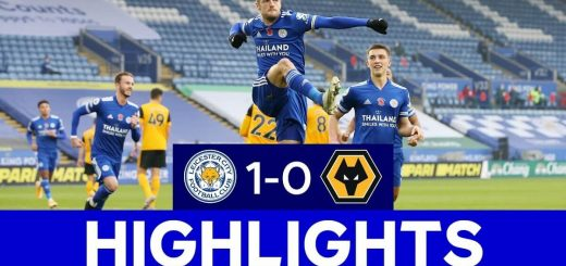 Leicester 1-0 Wolves