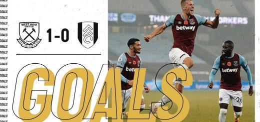 West Ham 1-0 Fulham