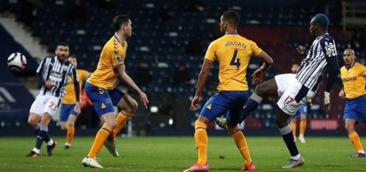 West Brom 0-1 Everton